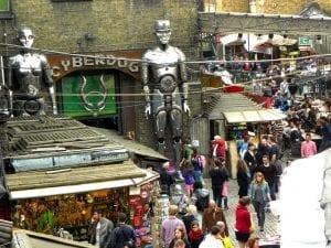 mercadillos Qué ver en Londres