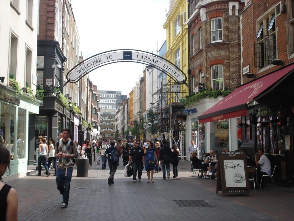 Monumento Cosas qué hacer en Londres