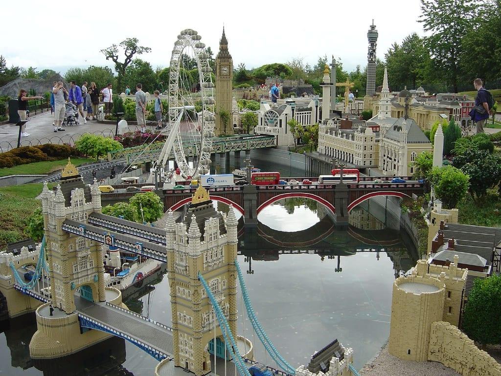 Monumentos y lugares de interés de Londres
