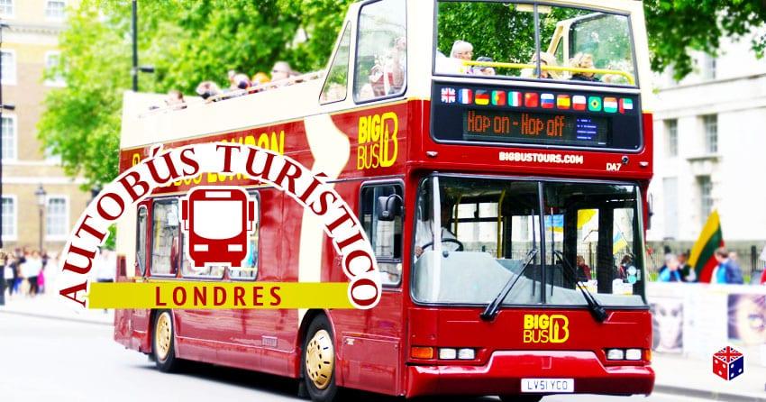 precio y opiniones del bus turistico londres