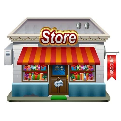 Tiendas y Comercios - Vocabulario (Guía de Estudio 2019)