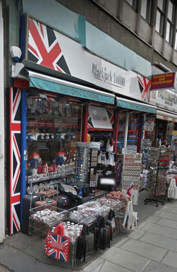 Cambiar Euros a Libras: Casa de cambio Historic London