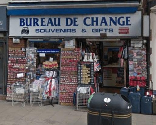 Cambiar Euros a Libras: Casa de cambio Londres