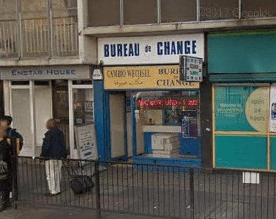 Cambiar Euros a Libras: Casa de cambio de dinero en Londres