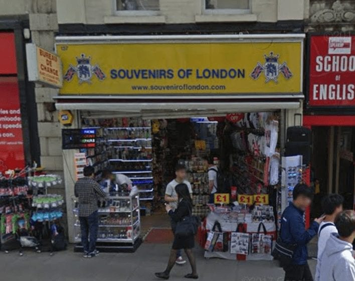 Cambiar Euros a Libras: Casa de cambio en Londres