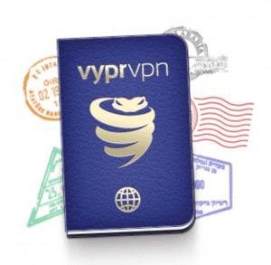 Red internet en el equipo con VyprVPN
