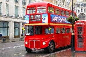 Comprar billetes del autobús de Londres nocturno