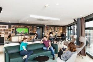 Residencia universitaria barata para estudiantes