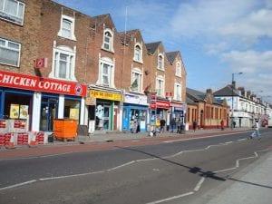 Barrios y zonas de Londres: Seven Sisters