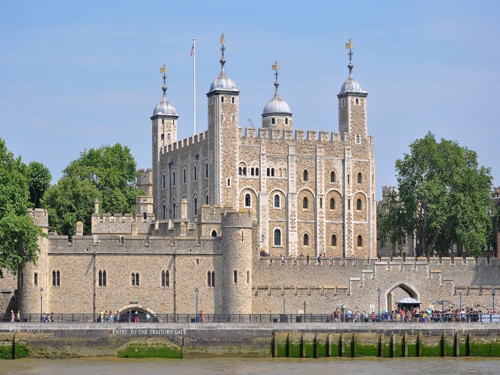 Lugares de interés importantes en Londres