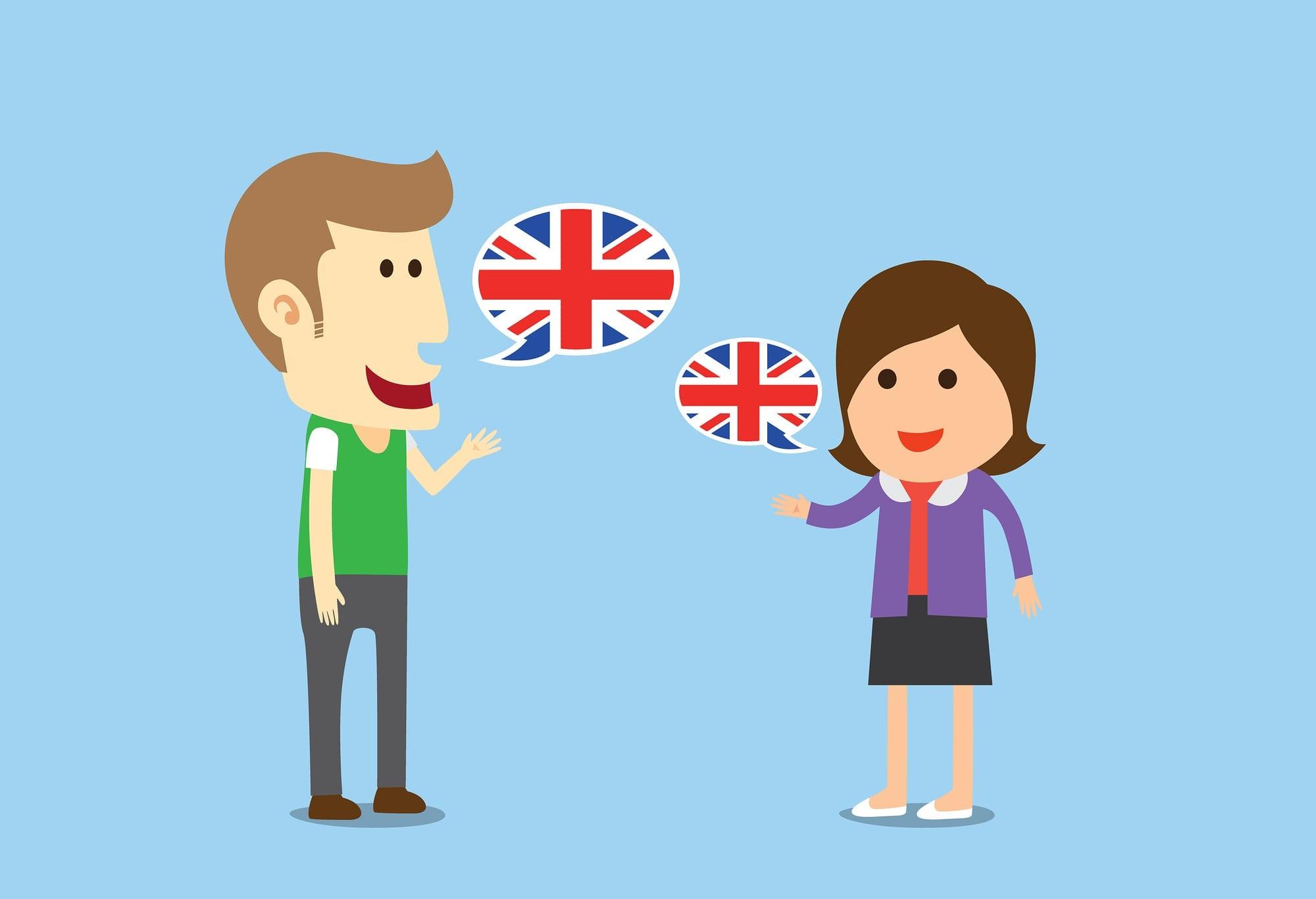 Deutliches sprechen learn english