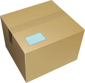 Precio para enviar cajas en diferentes empresas