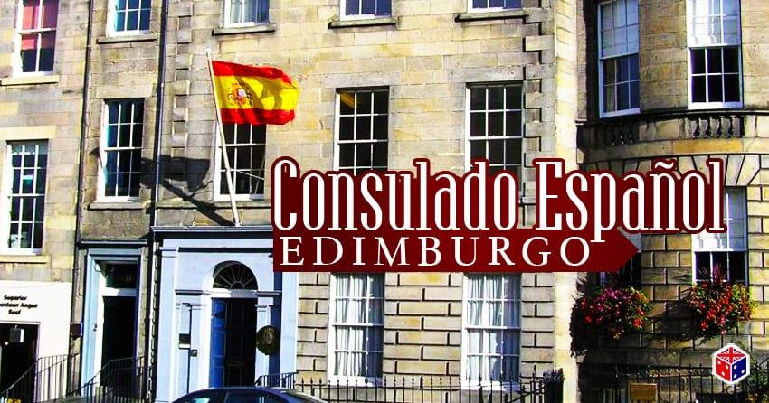 horario del consulado de españa en edimburgo