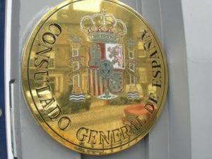 Consulado Español de Edimburgo