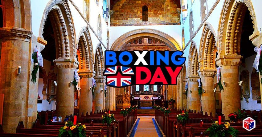 historia deñ boxing day en londres inglaterra