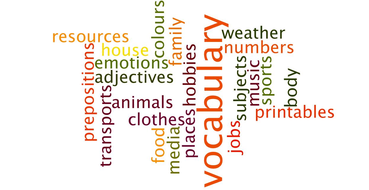 vocabulario inglés C2
