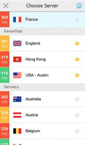 Conexión en privado en otro país con VyprVPN