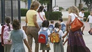 Colegio padres e hijos