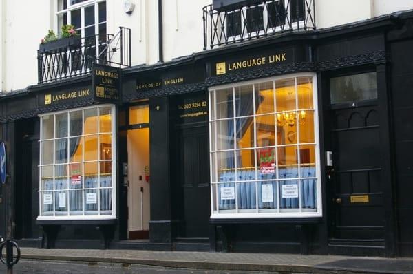 Academias de Inglés en Londres: Language Link