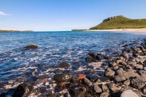 Playa Coral Beach en Skye