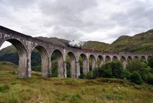 Paradas en Escocia de camino a Skye