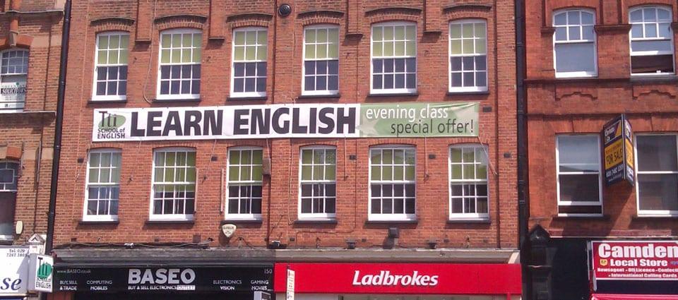 Academias de Inglés en Londres: Estudiar y aprender en una academia de Londres