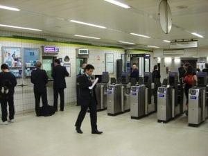Usar la 16-25 Railcard en viaje por Londres
