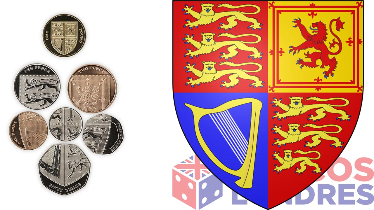 Moneda del Reino Unido: Moneda de Inglaterra, UK, GBP
