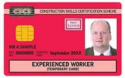 Trabajo en Construcción: Certificado para trabajar en construcción en el Reino Unido
