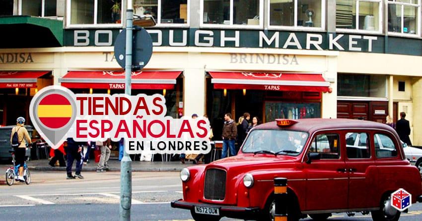 tienda de comida española en londres