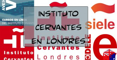 Cultura y Lengua de España en el instituto cervantes de Londres