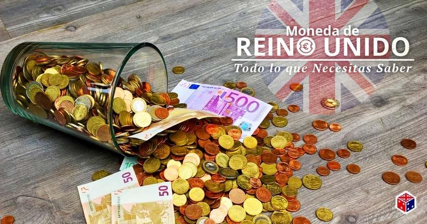 valor de la moneda reino unido inglaterra
