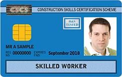Card para trabajar en construcción: Salario por hora en el trabajo de Construcción de Reino Unido