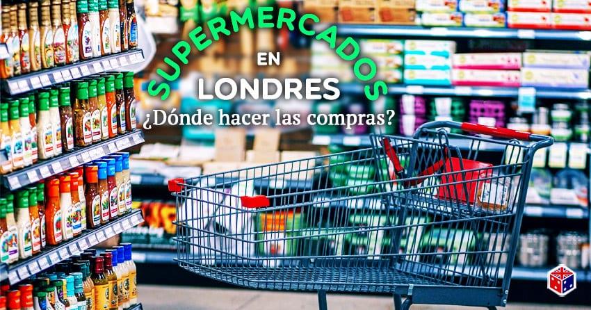 precios baratos en supermercados en londres inglaterra