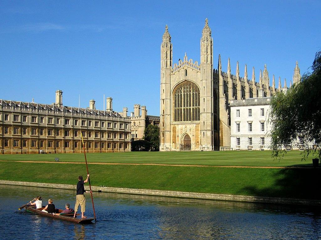 Españoles en el mundo que vienen a Cambridge a vivir, buscar trabajo o estudiar inglés