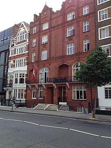 Horario de la representación del gobierno en el Consulado-Embajada de Perú en Londres