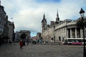 Requisitos para vivir en Escocia: Escocia, ciudad en el extranjero