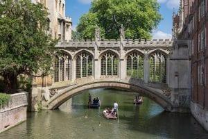 Población de españoles que decide emigrar a Cambridge y al mundo