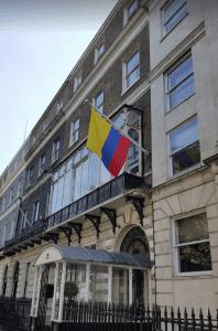 Información de Vivir y trabajar en Londres en el Consulado y la Embajada de Colombia