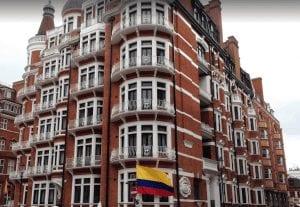 Ayuda para vivir, viajar o buscar trabajo en la Embajada de Ecuador en Londres