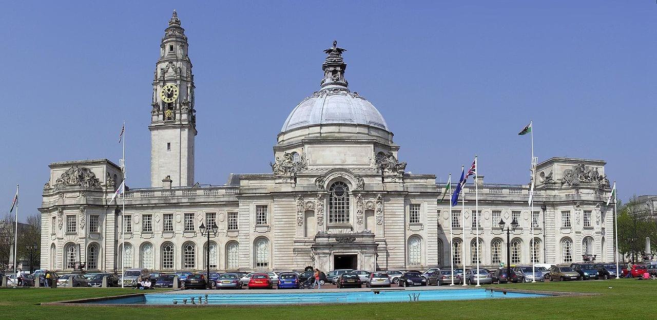 Ciudades de Inglaterra y Gales: Cardiff