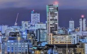 Gente y comunidad de Españoles que deciden emigrar y vivir en la ciudad de Leeds