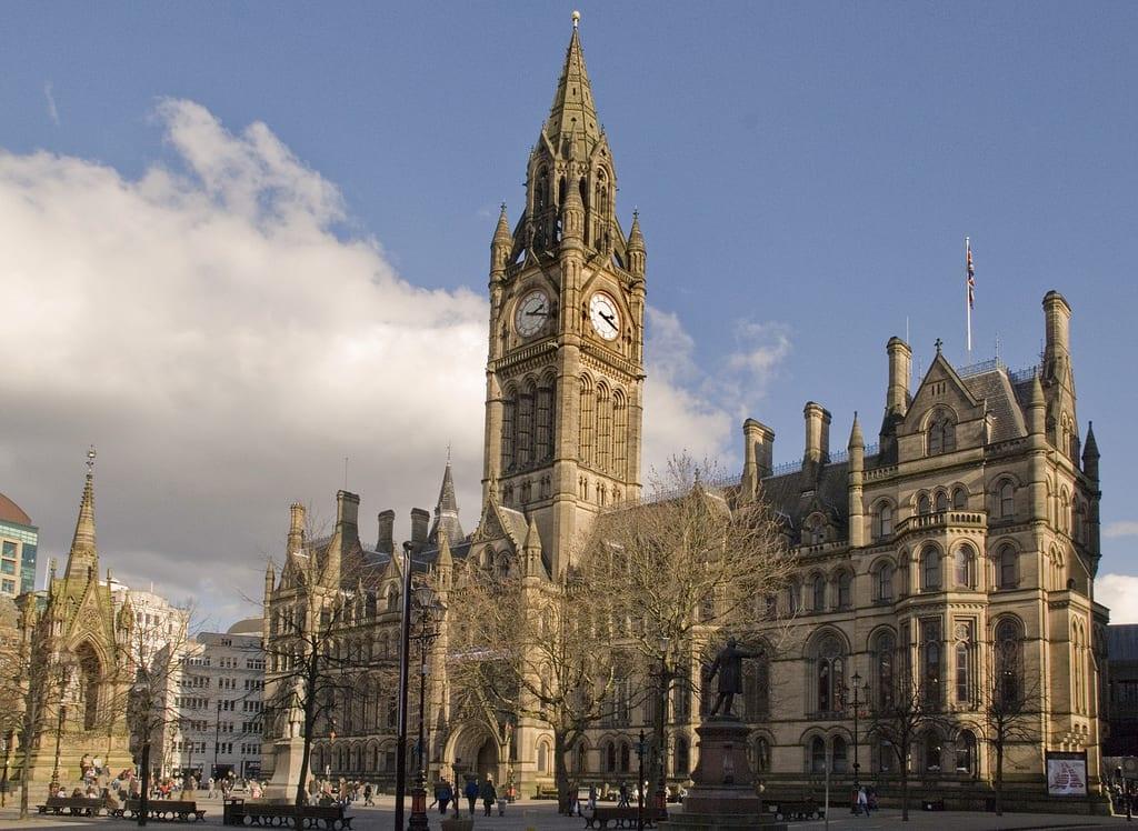 Ciudades de Inglaterra: Manchester