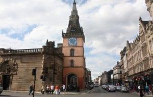 Españoles que deciden emigrar a la ciudad de Glasgow