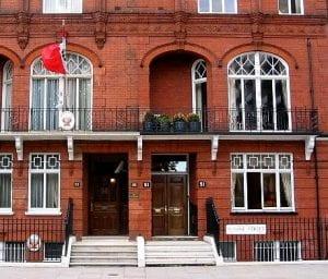 Ayuda para vivir, buscar trabajo y viajar en la Embajada de Perú en Londres