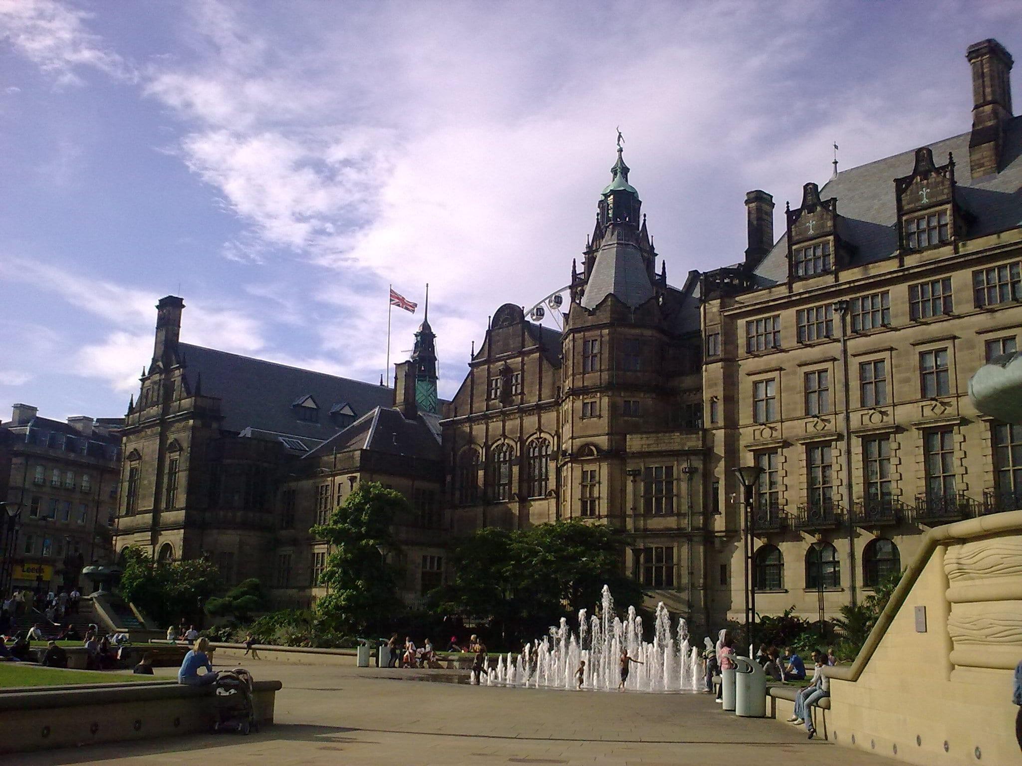 encontrar población de españoles en Sheffield en Facebook