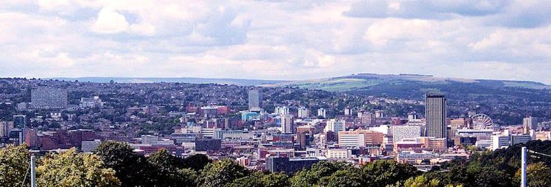 Ciudades de Inglaterra por población: Sheffield