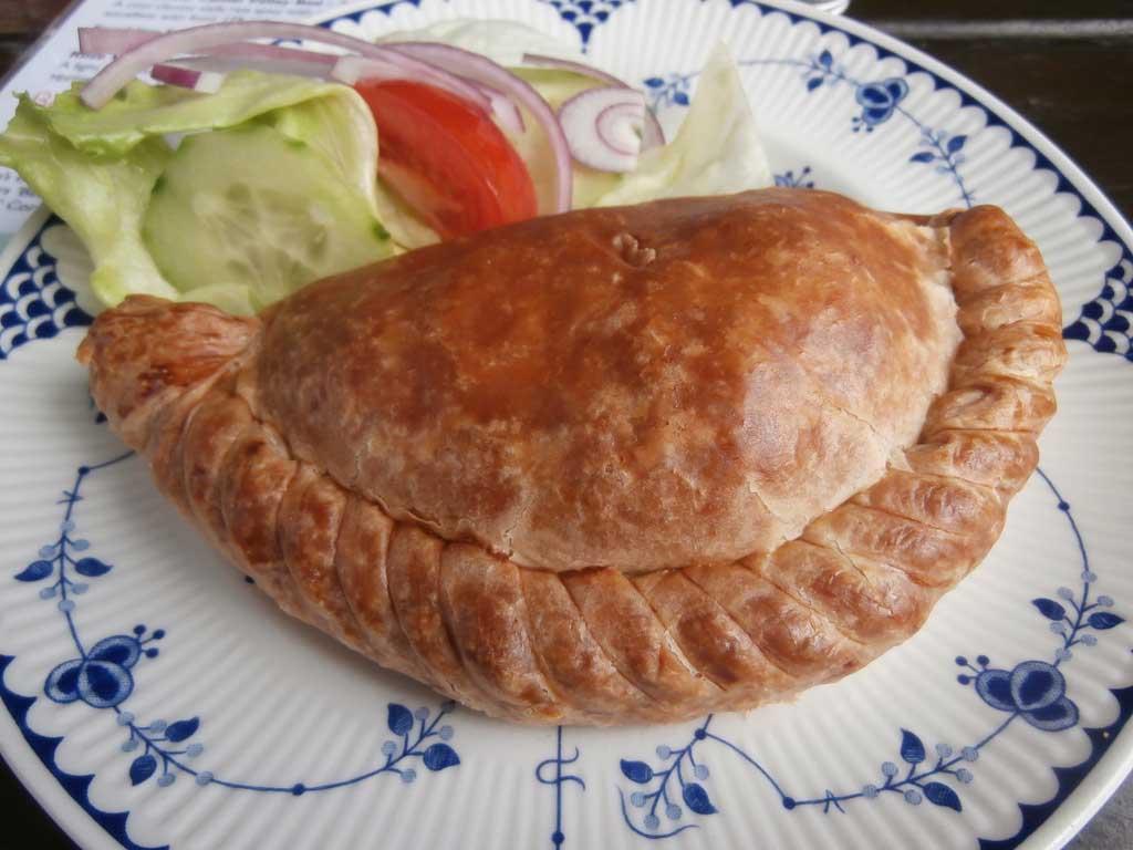 el pie, comida típica de Inglaterra
