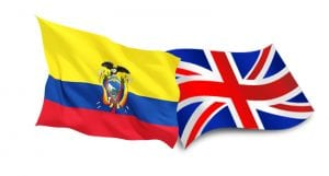 Horario de la representación del Gobierno en Consulado-Embajada de Ecuador en Londres