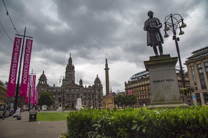 Españoles en Glasgow: vivir, trabajar, estudiar